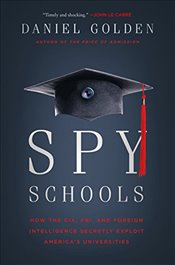 Spy Schools - Golden, Daniel