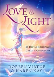 Love and Light : 44 Divine Guidance Cards and Guidebook - Virtue, Doreen