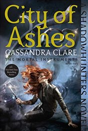 City of Ashes (Mortal Instruments) - Clare, Cassandra