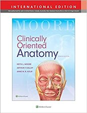 Clinically Oriented Anatomy 8e IE - Moore, Keith L.