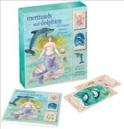 Mermaids and Dolphins : and magical creatures of the sea - Kemp, Gillian