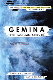 Gemina (Illuminae Files) - Kaufman, Amie