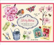 Cherry Blossom Garden Sticky Notes - Galison,