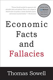 Economic Facts and Fallacies - Sowell, Thomas