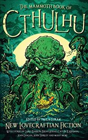 Mammoth Book of Cthulhu -