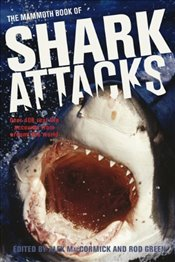 Mammoth Book of Shark Attacks -