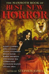 Mammoth Book of Best New Horror, Volume 24 -