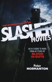 Mammoth Book of Slasher Movies -