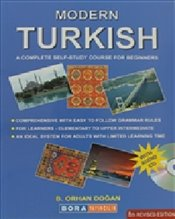 Modern Turkish : A Complete Self-Study Course For Beginners - Doğan, Orhan