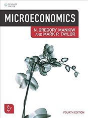 Microeconomics 4e - Mankiw, Gregory N.
