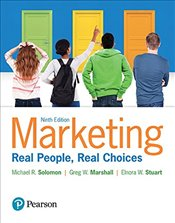 Marketing : Real People, Real Choices 9e - Solomon, Michael R.