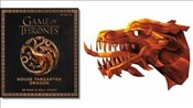 Game of Thrones Mask: The House Targaryen Dragon -