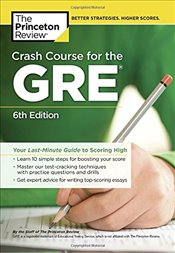 Crash Course for the GRE 6e -