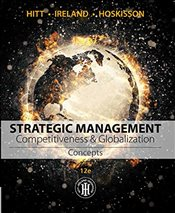 Strategic Management 12e : Concepts : Competitiveness and Globalization - Ireland, R. Duane