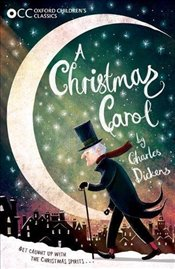 Oxford Childrens Classic: A Christmas Carol - Dickens, Charles