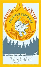 Fifth Elephant : Discworld Novel 24 - Pratchett, Terry
