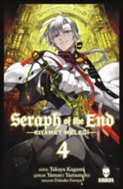 Seraph of the End –Kıyamet Meleği / Cilt 4 - Kagami, Takaya