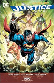 Justice League Cilt 6 : Injustice League - Johns, Geoff