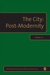 City : Post-Modernity : Volume 1-4 - Latham, Alan