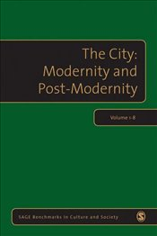 City : Modernity and Post-Modernity : Volume 1-8 - Latham, Alan