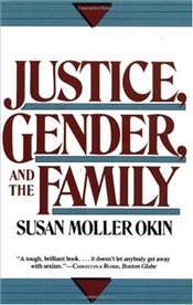 Justice, Gender and the Family - Okin, Susan Moller