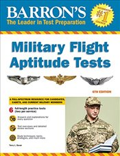 Barrons Military Flight Aptitude Tests 4e - Duran, Terry L