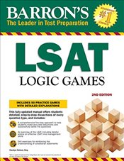 LSAT Logic Games 2e - Nelson, Carolyn