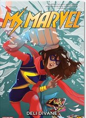 Ms. Marvel 3 :  Deli Divane - Wilson, G. Willow