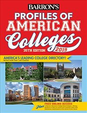 Profiles of American Colleges 2019  -