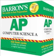 Barrons AP Computer Science a Flash Cards - Teukolsky, Roselyn