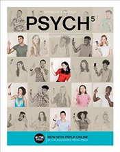 PSYCH (with PSYCH Online, 1 term (6 months) Printed Access Card) (New, Engaging Titles from 4ltr Pre - Rathus, Spencer