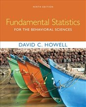 Fundamental Statistics for the Behavioral Sciences (Mindtap for Psychology) - Howell, David