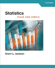 Statistics Plain and Simple - Jackson, Sherri