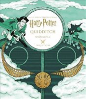 Harry Potter : Magical Film Projections : Quidditch - Insight Editions