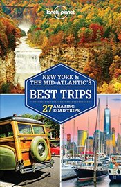 New York and The Mid-Atlantics Best Trips -LP-3e - Richmond, Simon