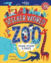 Sticker World : Zoo  -LP - Wilson, Becky