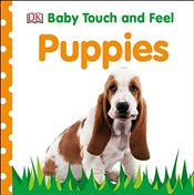 Baby Touch and Feel Puppies -