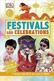 Festivals and Celebrations : DK Readers Level 2  - Jenner, Caryn