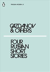 Four Russian Short Stories : Penguin Modern Classics No.21 - Gazdanov, Gaito