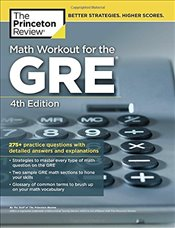 Math Workout for the GRE 4e -