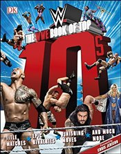 WWE Book of Top 10s  - Miller, Dean