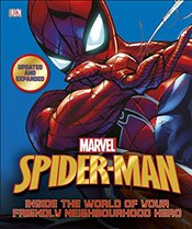 Spider-Man Inside the World of Your Friendly Neighbourhood Hero   - Manning, Matthew K.