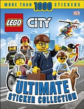 LEGO City : Ultimate Sticker Collection -