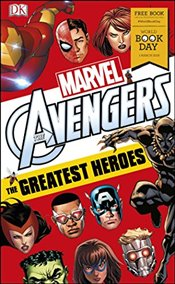 Marvel Avengers : The Greatest Heroes   - Dougall, Alastair