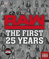 WWE RAW The First 25 Years - Miller, Dean