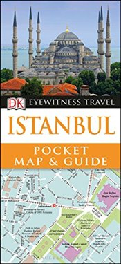 Istanbul : DK Eyewitness  Pocket Map and Guide -