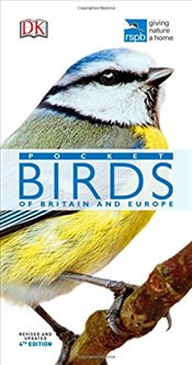RSPB Pocket Birds of Britain and Europe -