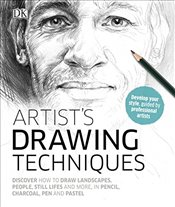Artists Drawing Techniques: Discover How to Draw Landscapes, People, Still Lifes and More, in Penci -