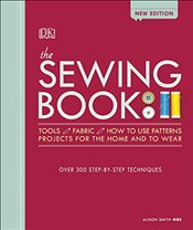 Sewing Book : Over 300 Step-by-Step Techniques  - Smith, Alison