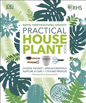 RHS Practical House Plant Book  - Allaway, Zia